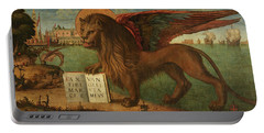 The Lion Of Saint Mark, 1516 Portable Battery Charger