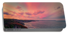 The Lizard Point Sunset Portable Battery Charger