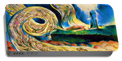 The Lovers' Whirlwind, Francesca Da Rimini And Paolo Malatesta - Digital Remastered Edition Portable Battery Charger