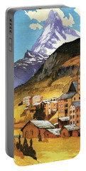 The Matterhorn - Digital Remastered Edition Portable Battery Charger
