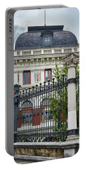 The Ministry Of Agriculture, Fisheries, Food And Environment In Madrid Portable Battery Charger
