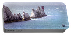 The Needles Lighthouse Portable Battery Charger