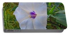 The Perfect Flower - Sacred Datura Portable Battery Charger