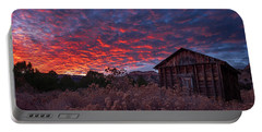 The Perfect Sunset Portable Battery Charger