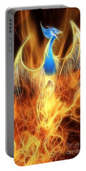 The Phoenix Rises From The Ashes Portable Battery Charger