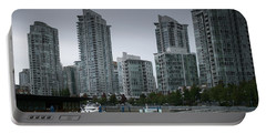 The Quayside Marina - Yaletown Apartments Vancouver Portable Battery Charger