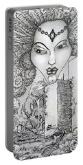 The Queen Of Oz Portable Battery Charger