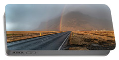 The Rainbow Road Portable Battery Charger