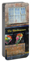 The Shakespeare Portable Battery Charger