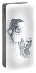 The Spirit Of Christmas Vignette Portable Battery Charger