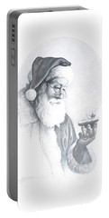 The Spirit Of Christmas Vignette Portable Battery Charger