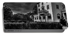 Portable Battery Charger featuring the photograph The Stanley Hotel by James L Bartlett