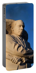 The Stone Of Hope Monumental Statue Portable Battery Charger