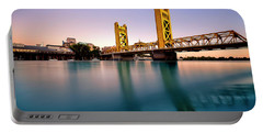 Portable Battery Charger featuring the photograph The Surreal- by JD Mims
