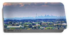 The Toronto Skyline Portable Battery Charger