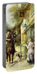 The Village Postman Portable Battery Charger