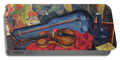 The Violin Case, 1923  Portable Battery Charger
