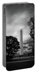 The Washington Monument Portable Battery Charger