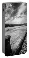 The Winter Sea #3 Portable Battery Charger