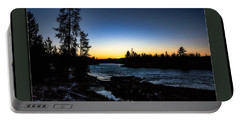 The Yellowstone River Portable Battery Charger
