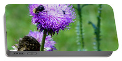 Thistle Visitors Portable Battery Charger