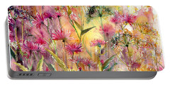 Thistles Impression Portable Battery Charger