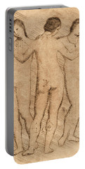 Three Graces - II Portable Battery Charger