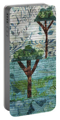 Three Trees Portable Battery Charger