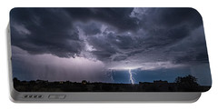 Thunderstorm #2 Portable Battery Charger