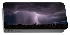 Thunderstorm #4 Portable Battery Charger
