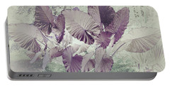 Borneo Giant Abstract Portable Battery Charger