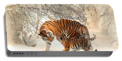 Tiger Family Portable Battery Charger
