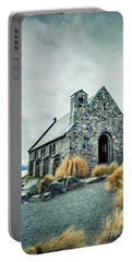 Timeless Worship Portable Battery Charger