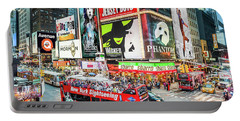 Times Square II Special Edition Portable Battery Charger