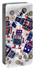 Tin Toy Factory Portable Battery Charger