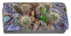 Tiny Cactus Portable Battery Charger