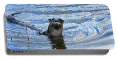 To My Otter Amazement Portable Battery Charger