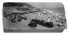 Topanga State Beach 1920 Portable Battery Charger