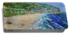 Torrance Beach, Palos Verdes Peninsula Portable Battery Charger