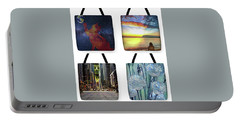 Tote Bags Samples Portable Battery Charger