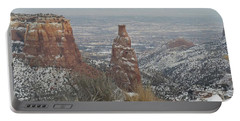 Tower Rock Portable Battery Charger