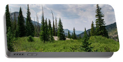Portable Battery Charger featuring the photograph Trail To Gilpin Lake by Nicole Lloyd
