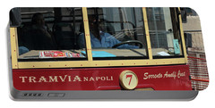 Tram Naples Portable Battery Charger