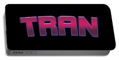 Tran #tran Portable Battery Charger