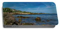 Tranquil Blues Day Kennebunkport Portable Battery Charger
