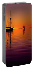 Tranquility Bay Portable Battery Charger