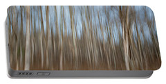 Trees In The Forest Portable Battery Charger