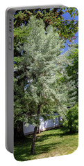 Trees In The Garden Portable Battery Charger