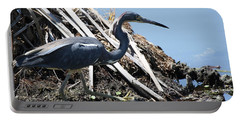 Tri-colored Heron 40312 Portable Battery Charger