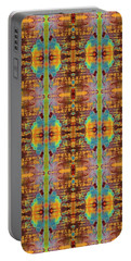 Tribal Dreams Portable Battery Charger